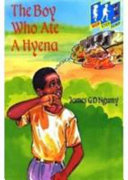 Books - Hsj Boy Who Ate A Hyena | ISBN 9780333576946