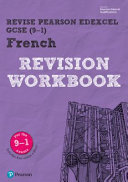 Revise Edexcel GCSE (9-1) French Revision Workbook