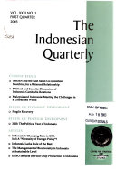 The Indonesian Quarterly