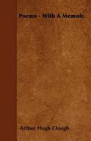 Arthur Hugh Clough Books, Arthur Hugh Clough poetry book