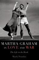 Pdf Martha Graham in Love and War