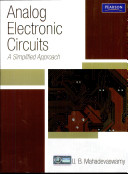Analog Electronic Circuits: A Simplified Approach