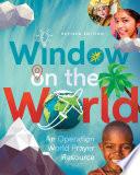 """""""Window on the World: An Operation World Prayer Resource"""" by Molly Wall, Jason Mandryk"""