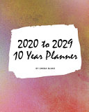 2020 2029 Ten Year Monthly Planner  Large Softcover Calendar Planner