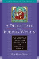 A Direct Path to the Buddha Within Pdf/ePub eBook