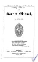 The Sarum Missal