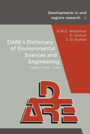 Pdf DARE's Dictionary of Environmental Sciences and Engineering Telecharger
