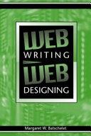 Web Writing/Web Designing