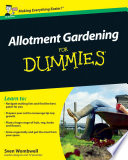 """Allotment Gardening For Dummies"" by Sven Wombwell"