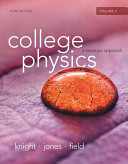 College Physics: A Strategic Approach - Band 1