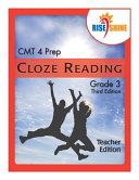 Rise & Shine Cmt 4 Prep Cloze Reading Grade 3