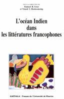 L'Océan Indien dans les littératures francophones Pdf/ePub eBook