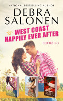 West Coast Happily Ever After Series  Books 1 3  Her Forever Cowboy  Never Say Never  Caleb s Christmas Wish