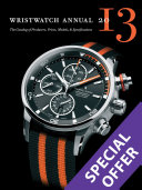 Pdf Wristwatch Annual 2013: The Catalog of Producers, Prices, Models, and Specifications Telecharger