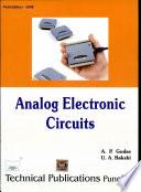 Analog Electronic Circuits Book