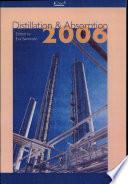 Distillation and Absorption 2006