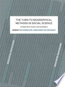 The Turn To Biographical Methods In Social Science