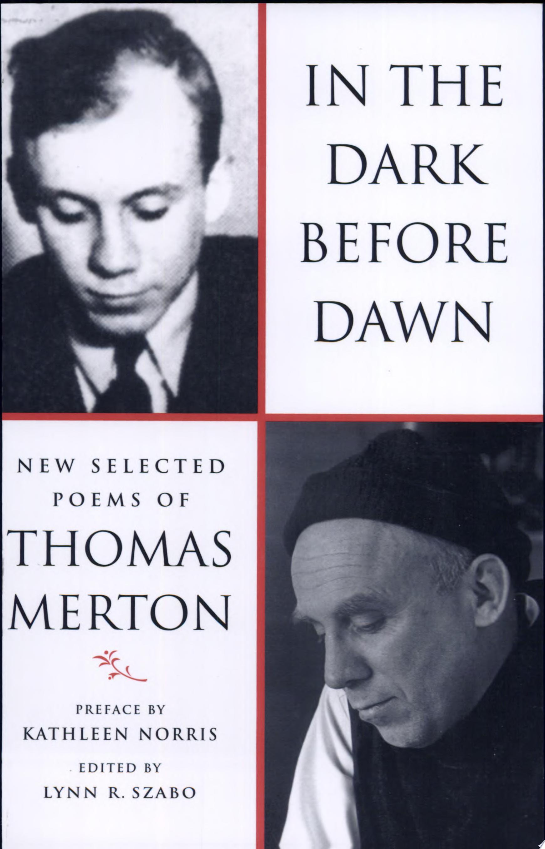 In the Dark Before Dawn