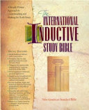 The International Inductive Study Bible Book PDF