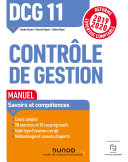 Pdf DCG 11 Contrôle de gestion - Manuel Telecharger