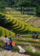 Pdf Mountain Farming is Family Farming