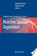 Reactive Sputter Deposition