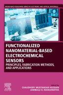 Functionalized Nanomaterial Based Electrochemical Sensors