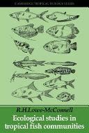 Ecological Studies in Tropical Fish Communities ebook