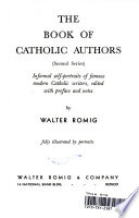 The Book of Catholic Authors