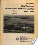 Soil Survey Of Eddy County And Parts Of Benson And Nelson Counties North Dakota