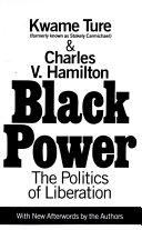 Pdf Black Power