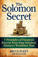 The Solomon Secret Book