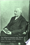 The Selborne Magazine and  Nature Notes   the Organ of the Selborne Society