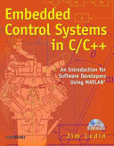 Embedded Control Systems in C C
