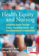 Health Equity and Nursing