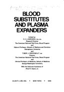 Blood Substitutes and Plasma Expanders