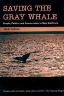Saving the Gray Whale