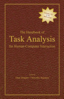 The Handbook of Task Analysis for Human-Computer Interaction