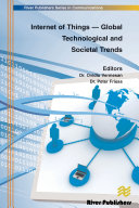 Internet of Things   Global Technological and Societal Trends From Smart Environments and Spaces to Green ICT