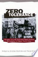 Download Zero Tolerance Pdf