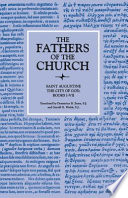 The City of God, Books I–VII (The Fathers of the Church, Volume 8)