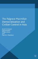Democratization and Civilian Control in Asia Pdf/ePub eBook