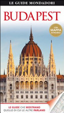Copertina Libro Budapest