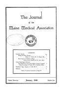 The Journal of the Maine Medical Association