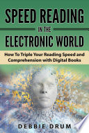 Speed Reading In The Electronic World