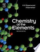 Chemistry of the Elements Book