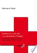 Solferino und die humanitären Folgen