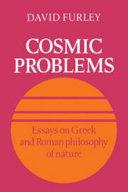 Cosmic Problems