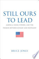 Still Ours To Lead Book PDF