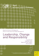 Leadership  Change and Responsibility